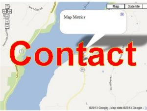 Contact map