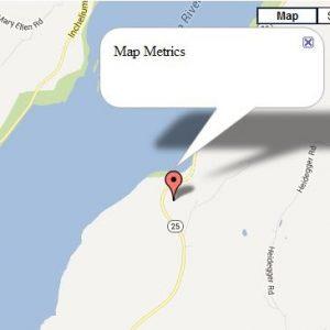 Map to Map Metrics